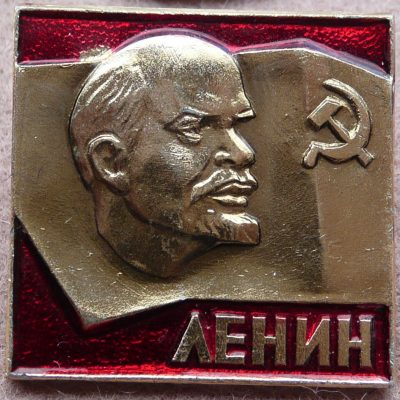 41.Aluminium lapel badge.