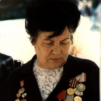 55.Veteran. Leningrad. Petrodvorets. Leningrad. 25 June 1985